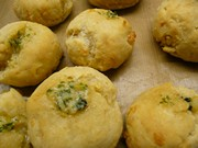how to make dough balls and garlic butter